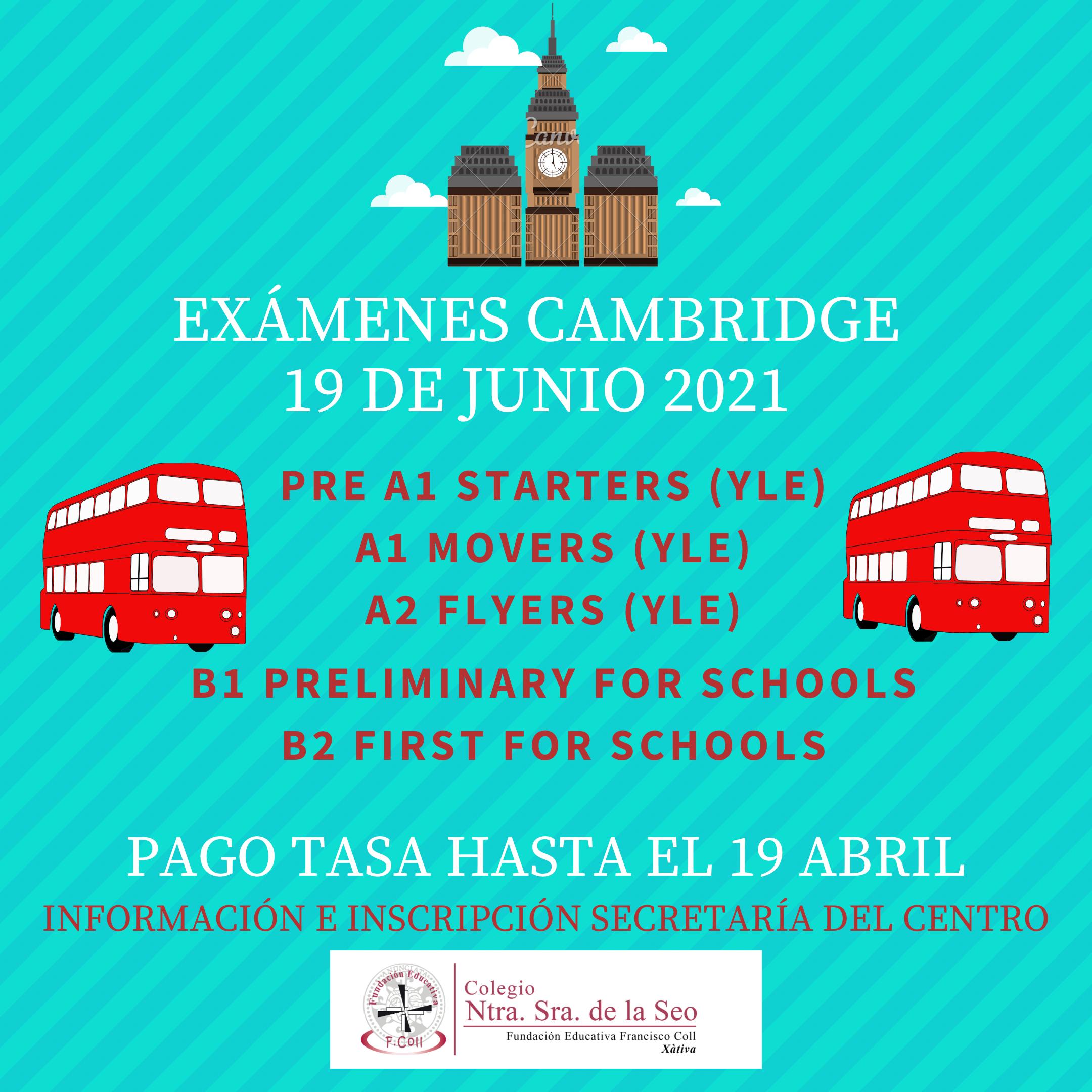Cartel Ex.Cambridge 2021